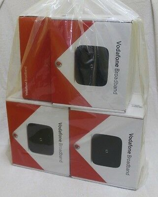Job Lot of 7 x Brand New Vodafone Connect Huawei HHG2500 Black Wireless Routers