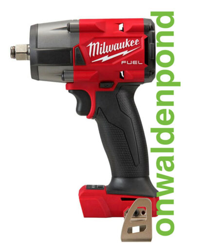 """M18 FUEL GEN2 1/2"""" IMPACT WRENCH MILWAUKEE 2962-20 BRUSHLESS MID TORQUE TOOL"""