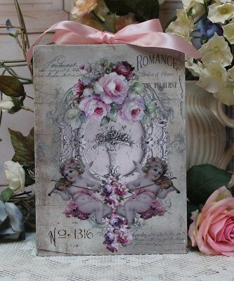 """Legend..."" ~ Shabby Chic Vintage French Country Cottage style Wall Decor Sign"