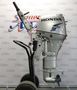 2010 Honda 30 hp BAUJ