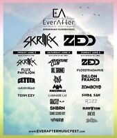 $160 EVER AFTER HARDCOPY TICKETS