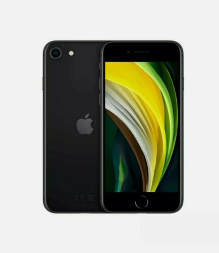 APPLE IPHONE SE 2020 64GB BLACK, NUEVO CON GARANTÍA APPLE. PRECINTADO