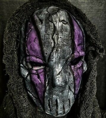 Special Effects Halloween Masks (High quality latex Halloween mask slasher movie quality special)