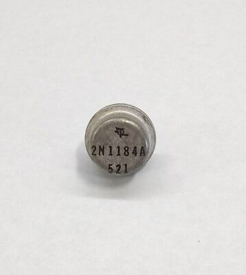 Unknown 2n1184a Vintage Germanium Transistor