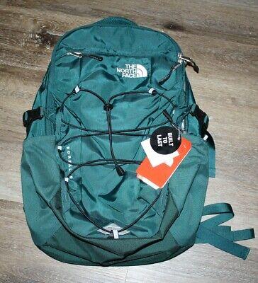 The North Face Borealis Back Pack - Ponderosa Green/Black - NWT