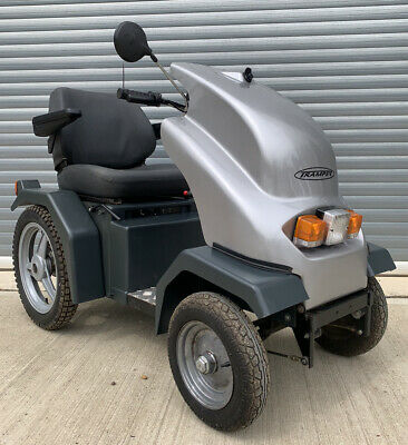 BEAMER TRAMPER MK 1 ALL TERRAIN MOBILITY SCOOTER OFF ROAD SCOOTER 4MPH