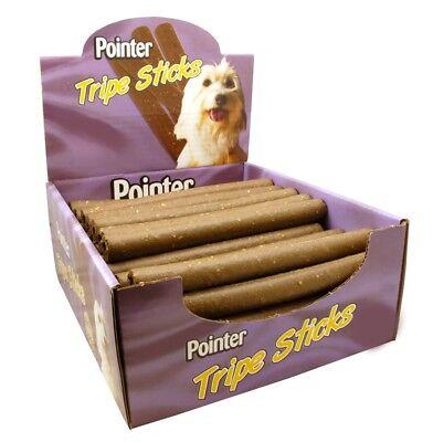 Pointer 50 Tripe Sticks For Dogs Dry Dog Treats Chews