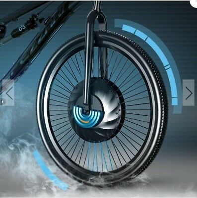 "!USA! 3DayShip IMORTOR All-in-One 26"" Electric Front Wheel Makes An E-Bike EZ123"