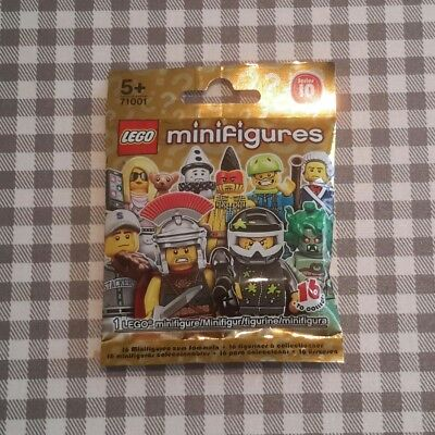 NEW in packet* 71001 LEGO Series 10 Minifigures CHOOSE your own Mini Figure