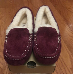 Brand new UGG moccasins. Size 8