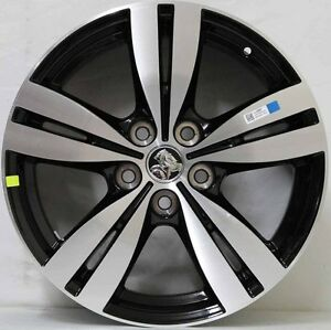 18-inch-Genuine-Holden-COMMODORE-VF-STORM-2014-MODEL-ALLOY-WHEELS-SS-SV6