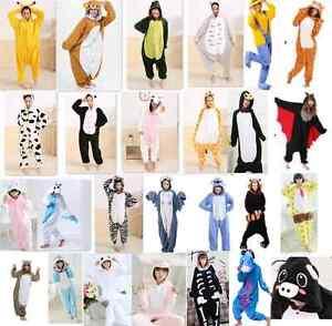 costume-carnevale-halloween-Pigiami-animali-kigurumi-cosplay-unisex-Zoo-onesies