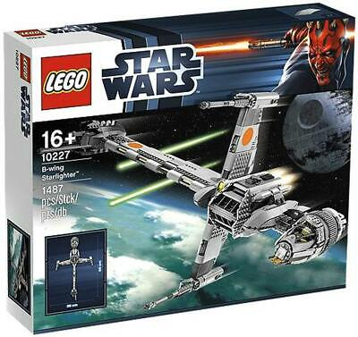 LEGO 10227 Star Wars B-Wing Starfighter ULTIMATE COLLECTORS SERIES
