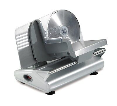 19cm Electric Stainless Steel Blade Slicer Cutter for Food Meat Cheese & More