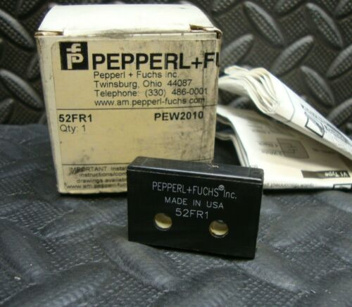 NEW Pepperl & Fuchs 52FR1 Pew2010 Magnet Actuator