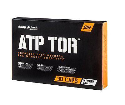 (99,50 Euro/100g) Body Attack ATP TOR - 30 Kapseln online kaufen