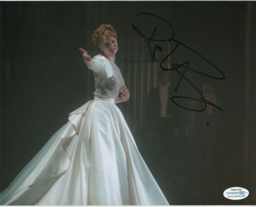 Rebecca Ferguson Greatest Showman Autographed Signed 8x10 Photo ACOA MA2