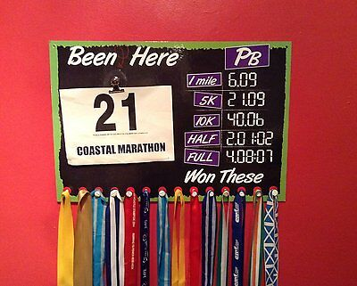 Runners Medal Hanger/holder/Display
