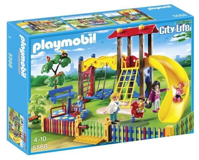 Playmobil Children´s Playground 5568