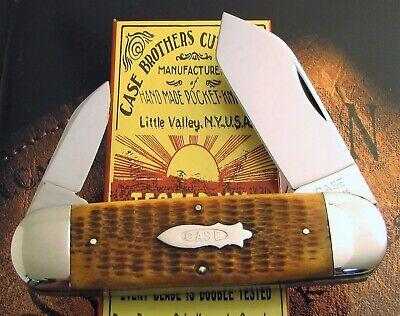 Case Classic Sunfish Knife 1995 Beautiful Bone Handle Case XX Stamp PROTOTYPE NR