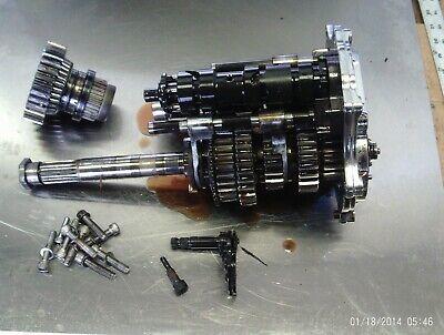 2013 Harley Electra GL Ultra Limited FLHTK 110 Baker Grudgebox Transmission Set