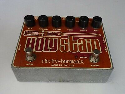 Electro-Harmonix Holy Stain Multi-Effects Guitar Effect Pedal