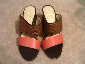 Dana Buchman Hayden Multi Sandals Women's 6
