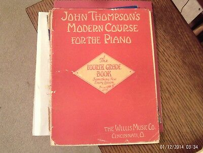 Piano - John Thompson Modern Course