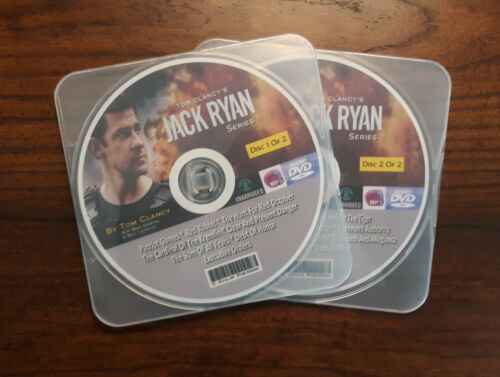 The JACK RYAN Series - 19 MP3 Audiobook Collection -  by Tom Clancy