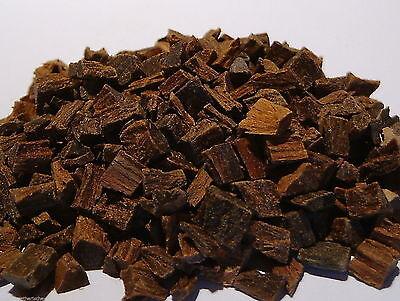 Feinstes Räucherwerk: GUAJAKHOLZ (Guaiacum officinale), geschnitten, 50 g