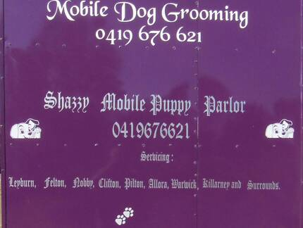 shazzy mobile puppy parlor