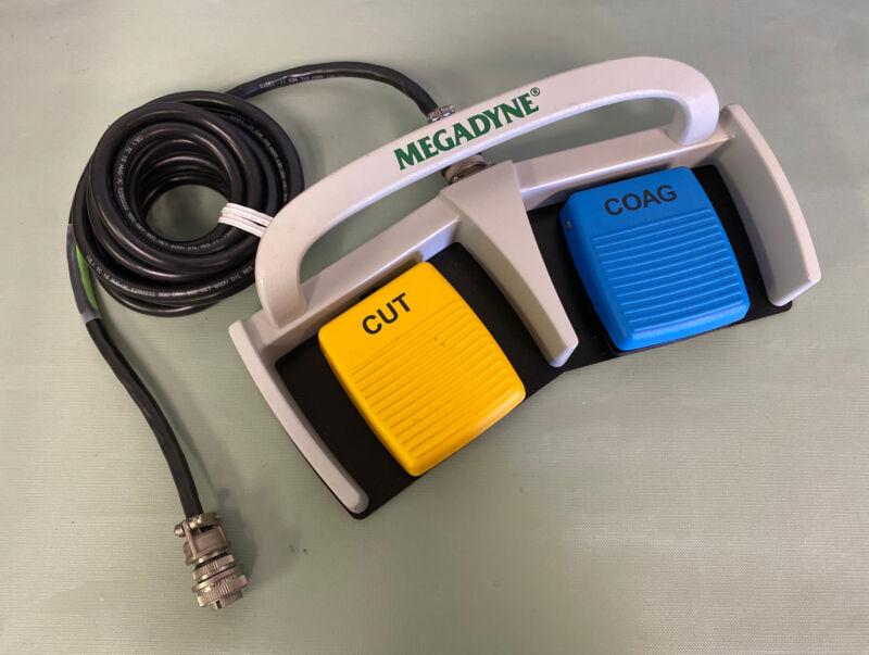 MEGADYNE 1400JJ - Aqualine Monopolar Cut & Coag Footswitch 971-SWNOM