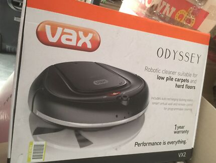 Brand New Vax Odyssey Robotic Cleaner RRP $399