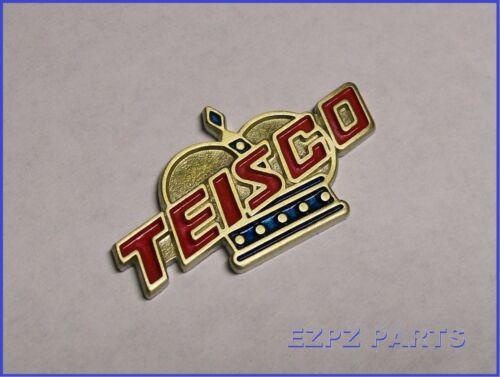 "Teisco ""Crown"" Logo for Vintage Teisco Guitar & Bass  EZPZ GUITAR PARTS"