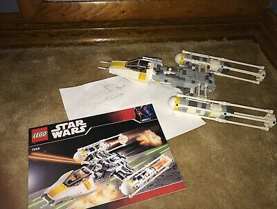 LEGO Star Wars Y-Wing Fighter (7658)