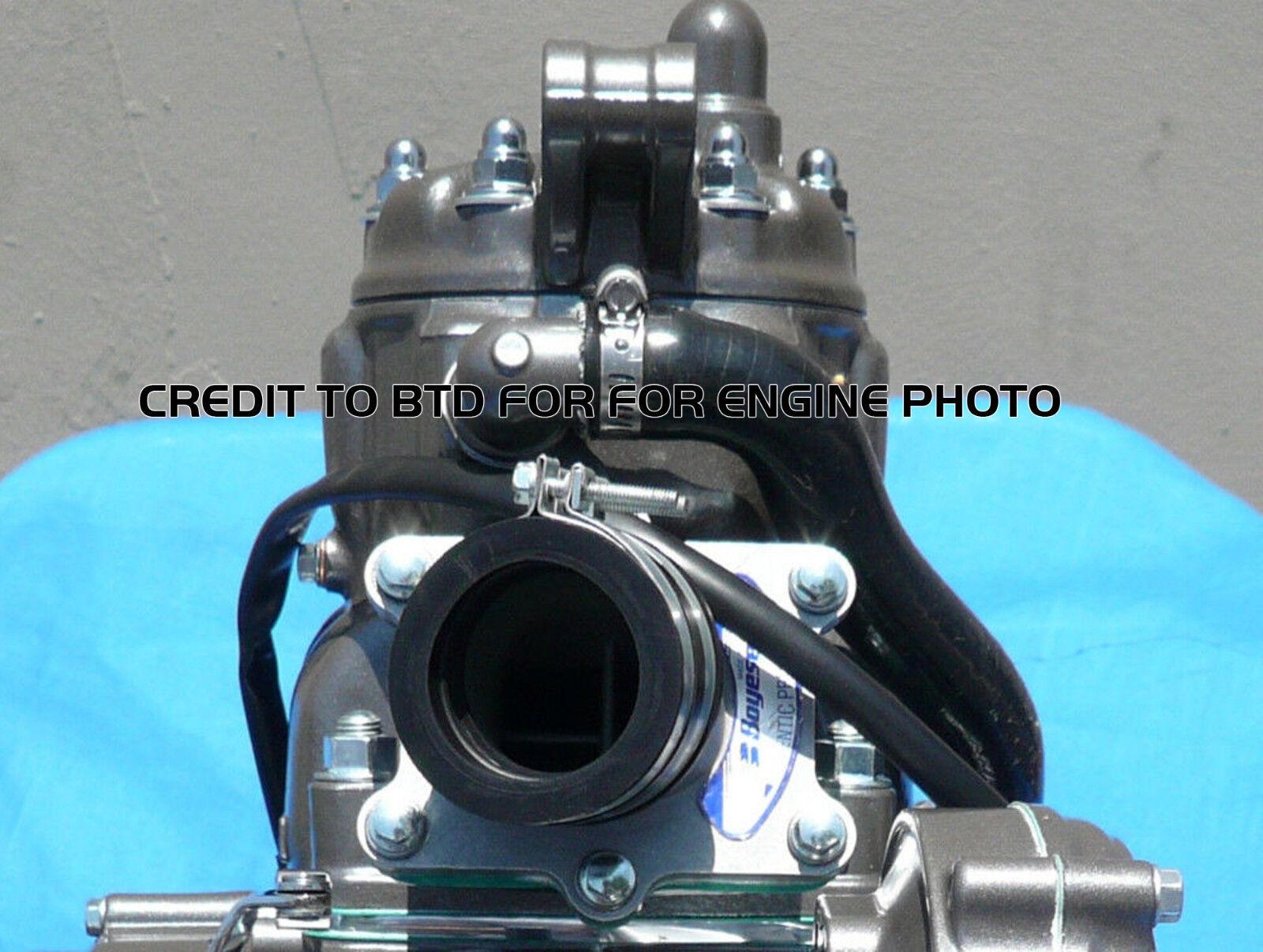 Suzuki Rm Engine Top End Bolt Chrome Cap Nut Kit Rm60 Rm65 Rm80 Rm85 2000 250 Diagram 7 Of See More