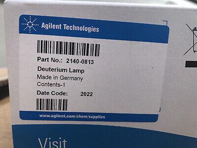 Agilent 2140-0813 Deuterium Lamp New