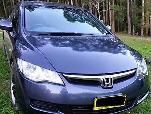 2007 Honda Civic Sedan Coffs Harbour Coffs Harbour City Preview