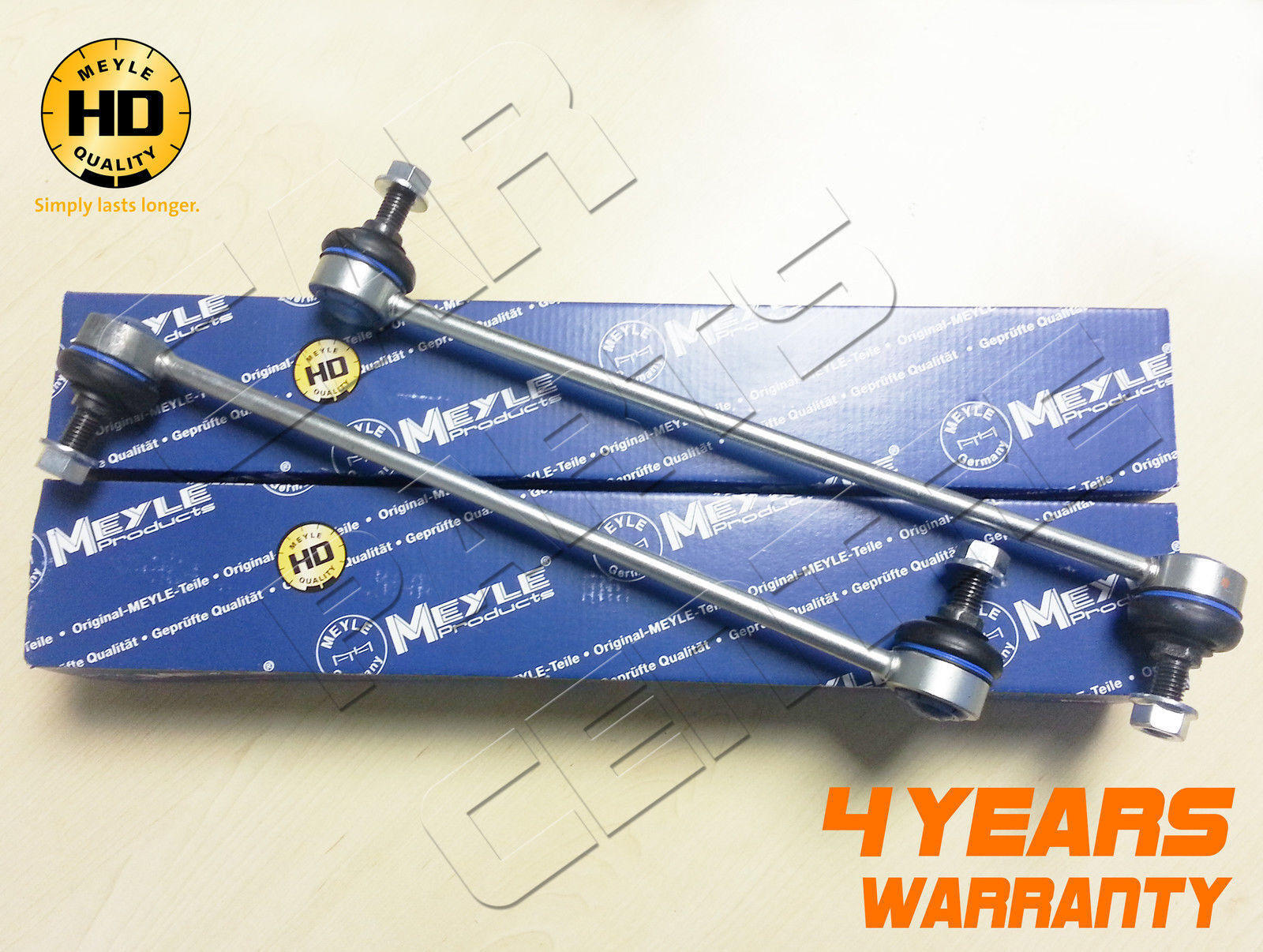FOR FORD CMAX C-MAX 1.6 1.8 2.0 FRONT STABILISER BAR LINK LINKS HEAVY DUTY MEYLE