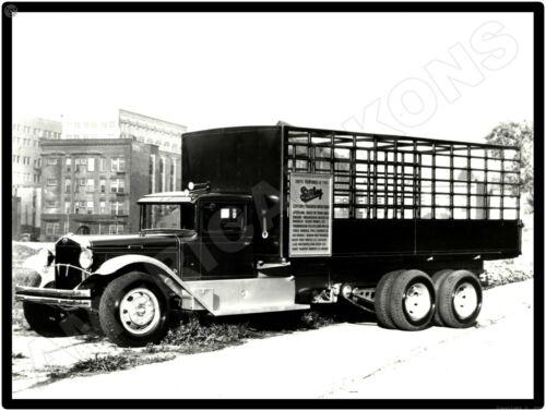 Sterling Trucks New Metal Sign: Chicago World