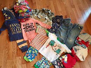 2T Boys clothing lot