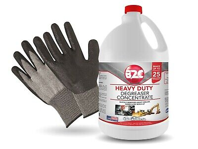 Concentrated Industrial Cleaner And Degreaser Heavy Duty 1gal.