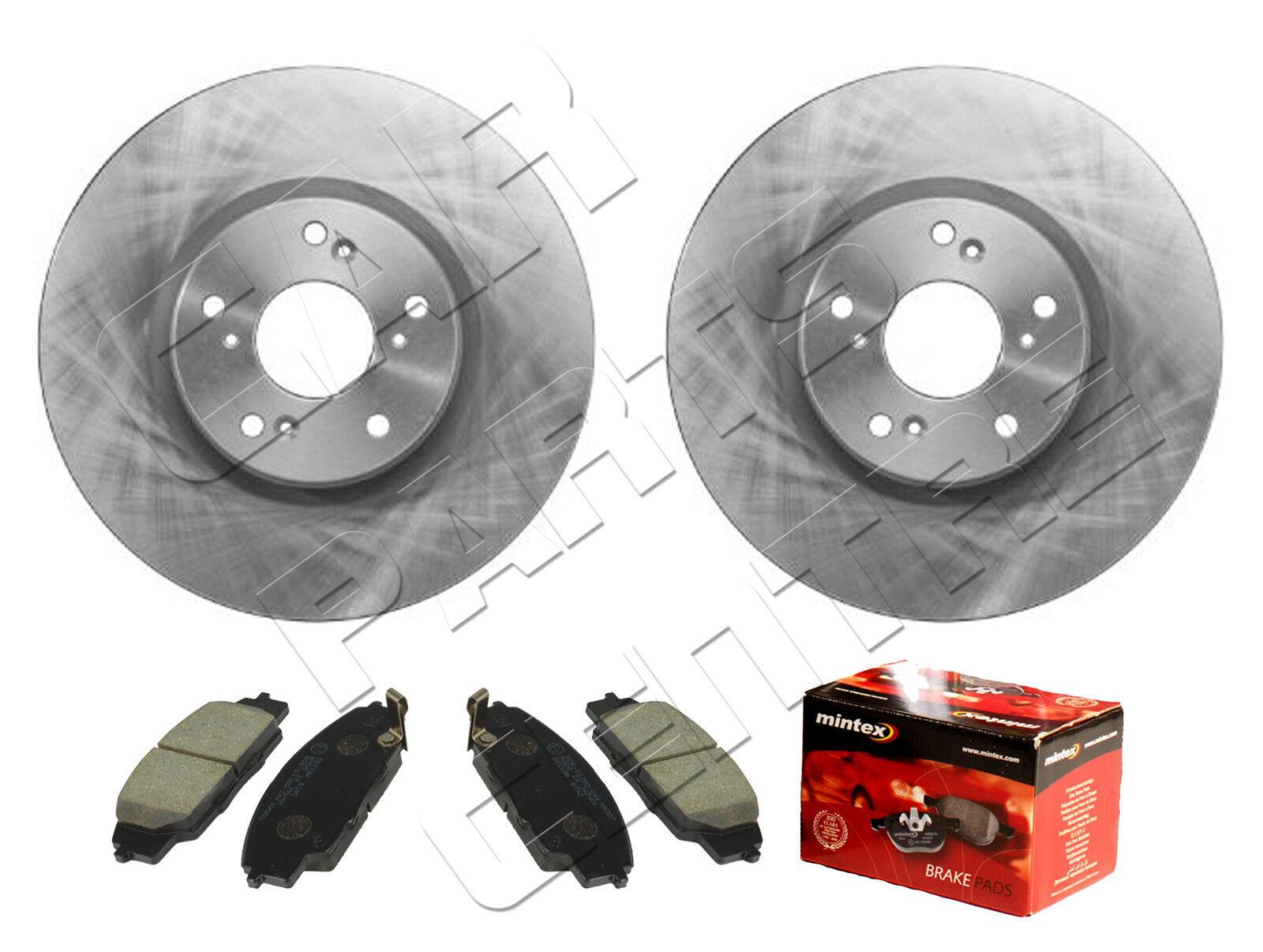 Honda CIVIC TYPE R FN2 06 disques de frein mintex pads front rear