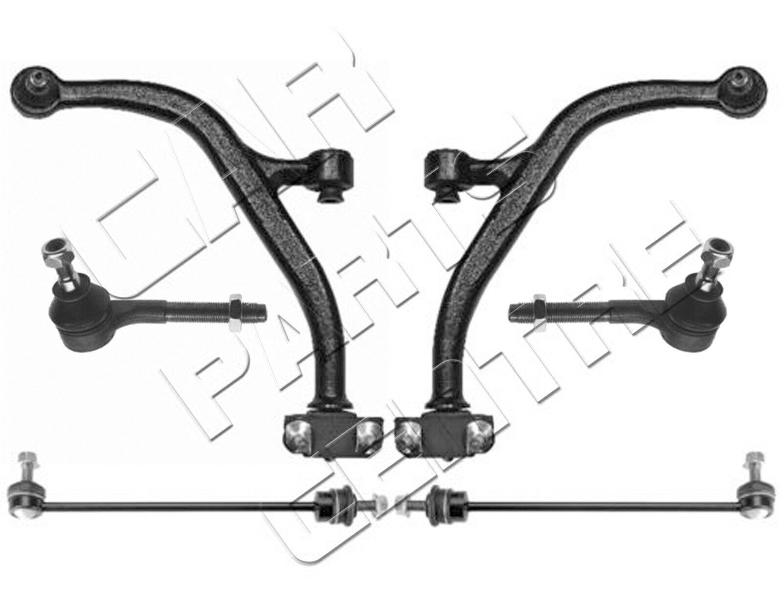 Droit 95 To 01 NEUF Wishbone//Suspension Arm fits BMW 728 E38 2.8 Front Upper