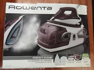 Rowenta DG 8520 PERFECT STEAM Bügeleisen 2400 Watt Dampfbügelstation Rückläufer