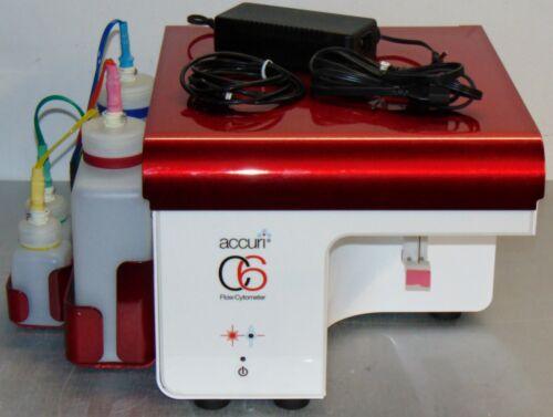 BD Accuri C6 Flow Cytometer