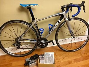 2012 Giant TCR Advanced 0 Di2 Ultegra