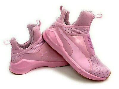 Puma Womens Fierce Bright Athletic Shoes Pink Kylie Jenner Cross Trainer Size 7