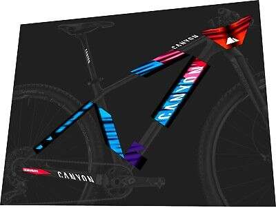 "5.75/"" SRAM RED Mountain Bike Mtb Bikes ROAD Shox bicycle race A STICKER DECAL"