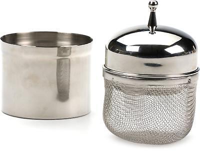 RSVP Endurance Floating Spice Ball Infuser For Soup/Tea (Damaged Packaging) Rsvp Endurance Spice